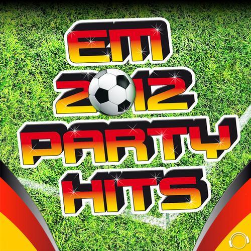 Album Art - EM 2012 Party Hits