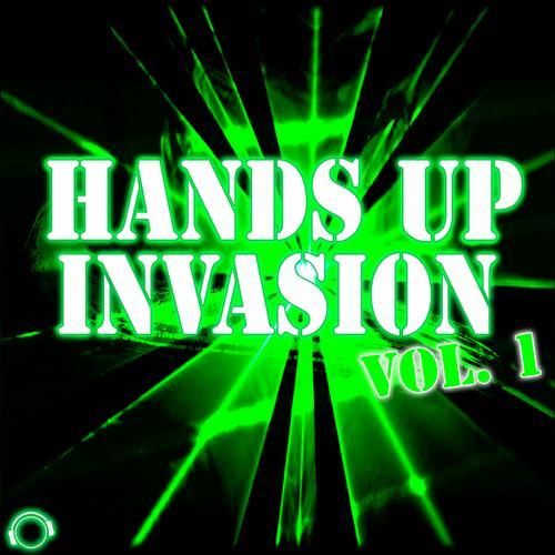 Album Art - Hands Up Invasion Vol. 1 (DJ Edition)