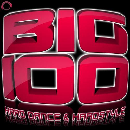 Album Art - Big 100 (Harddance & Hardstyle)