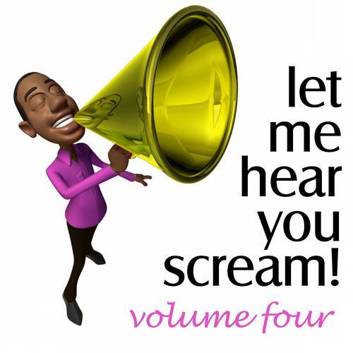 Album Art - Let Me Hear You Scream Vol. 4 - The Bigroom Handz Up Party