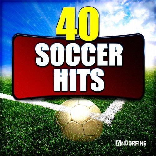 Album Art - 40 Soccer Hits