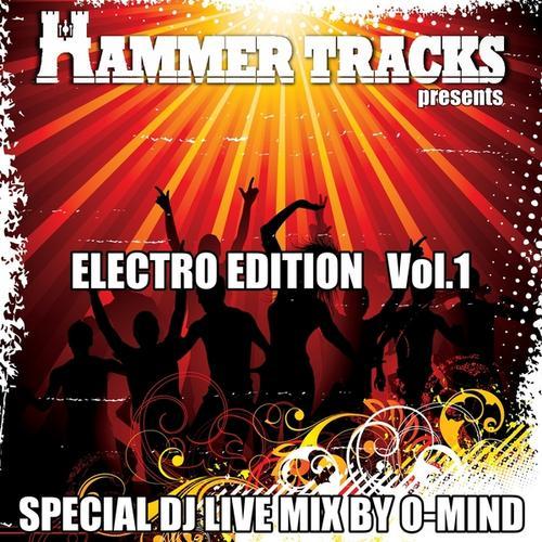 Album Art - Hammer Tracks Electro Edition Volume 1