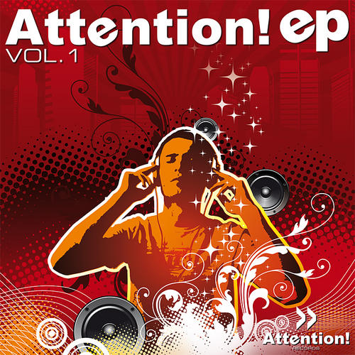 Album Art - Attention EP Volume 1