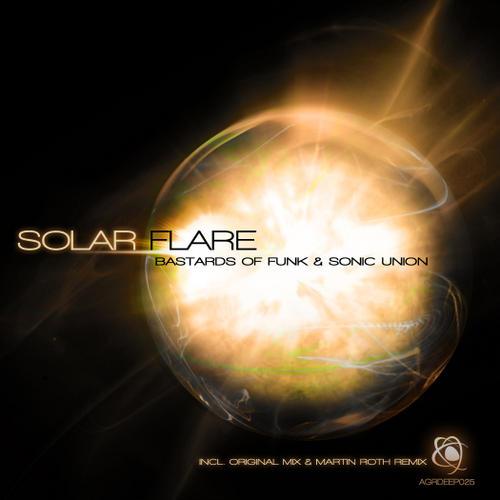 Album Art - Solar Flare