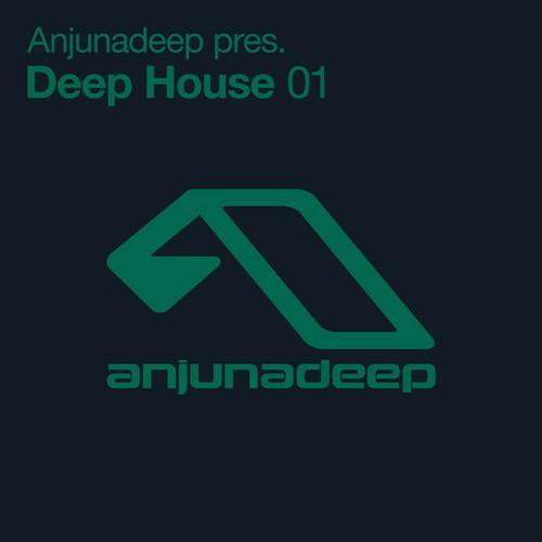 Album Art - Anjunadeep pres. Deep House 01