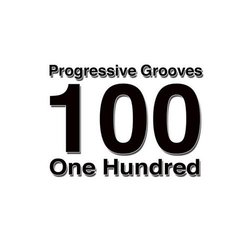Album Art - Progressive Grooves One Hundred