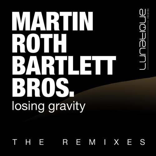 Album Art - Losing Gravity - The Remixes