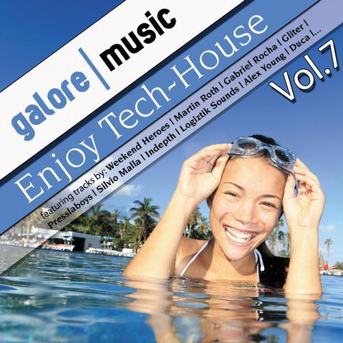 Album Art - Enjoy Tech-House ! Vol. 7