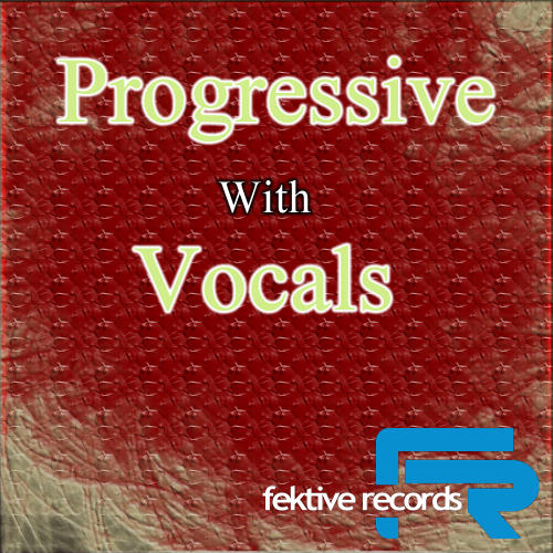 Album Art - Progressive With Vocals - Volume 1