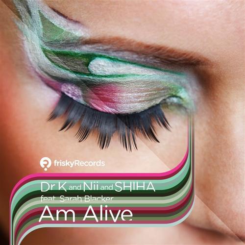 Album Art - Am Alive