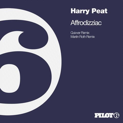 Affrodizziac - Remixes Album Art