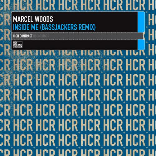 Album Art - Inside Me - Bassjackers Remix