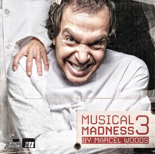 Album Art - Musical Madness 3