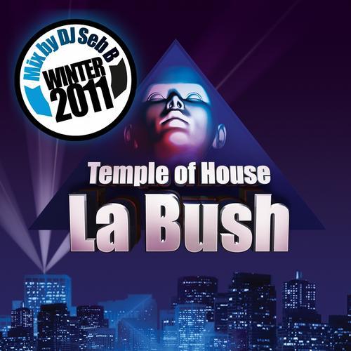 Album Art - La Bush Winter 2011 (Mix by DJ SEB B)