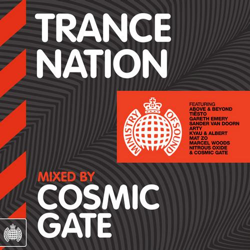 Album Art - Trance Nation: Cosmic Gate - Ministry of Sound