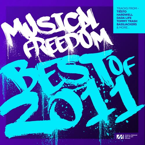 Album Art - Musical Freedom Best Of 2011