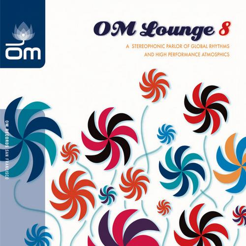 Album Art - Om Lounge 8