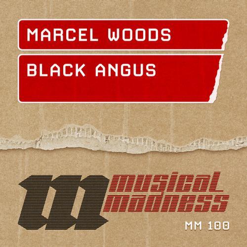 Album Art - Black Angus