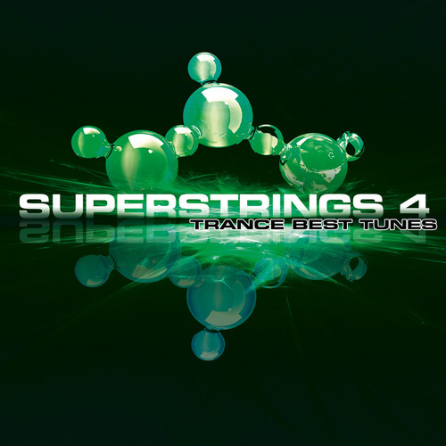 Album Art - Superstrings 4 - Trance Best Tunes