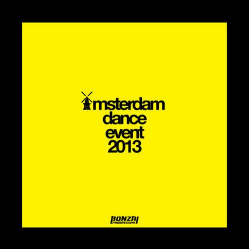 Album Art - Bonzai Progressive - ADE 2013