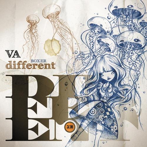 Different Album Art
