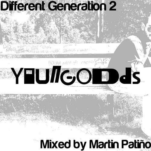 Album Art - Different Generation 2