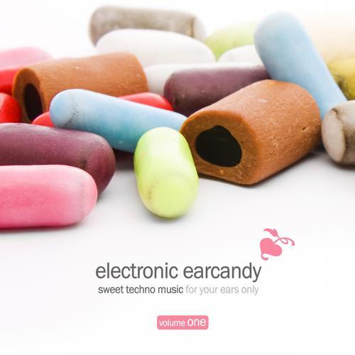 Electronic Earcandy, Vol. 1 Album Art