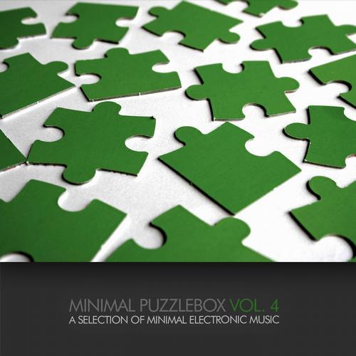 Album Art - Minimal Puzzlebox, Vol. 4 - A Selection of Minimal Electro Music
