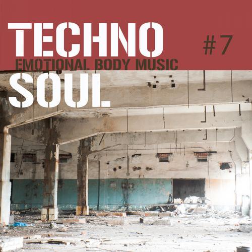 Album Art - Techno Soul #7 - Emotional Body Music