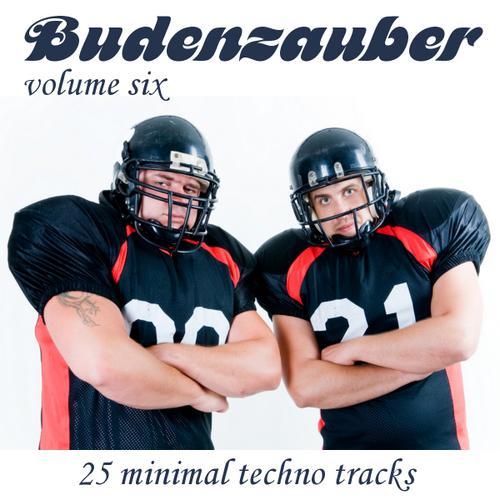 Album Art - Budenzauber Volume 6 - 25 Minimal Techno Tracks
