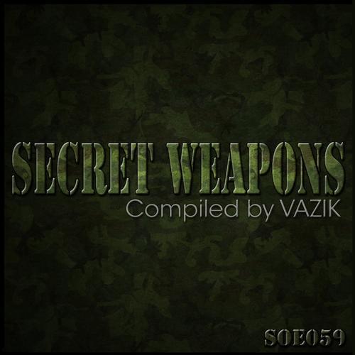 Album Art - Secret Weapons