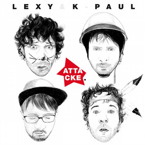 Album Art - Attacke (Deluxe Version)