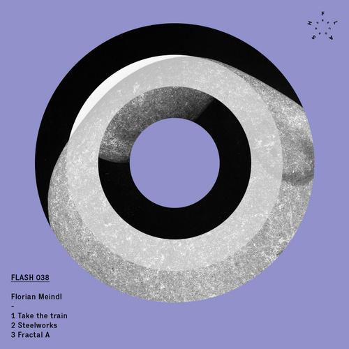Album Art - Take The Train EP