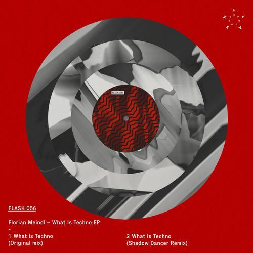 Album Art - What Is Techno