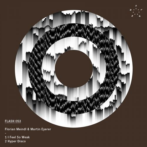 Album Art - Hyper Disco EP