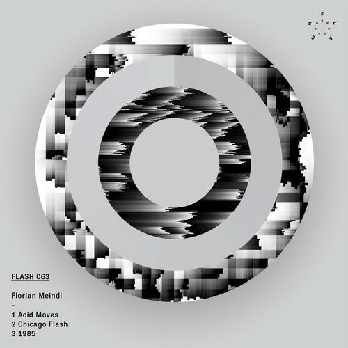 Album Art - Acid Moves EP