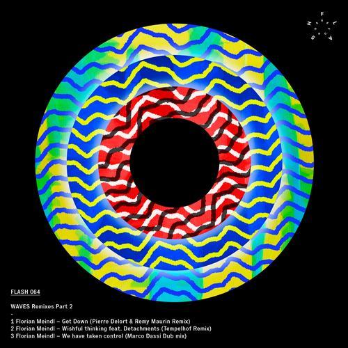 Album Art - WAVES Remixes Part 2