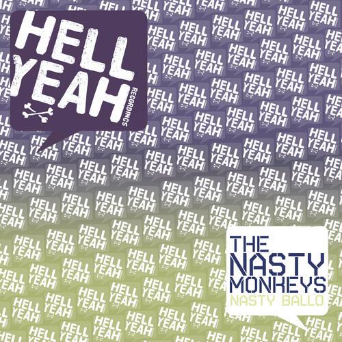 Album Art - The Nasty Monkeys - Nasty Ballo