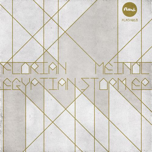 Album Art - Egyptian Storm EP