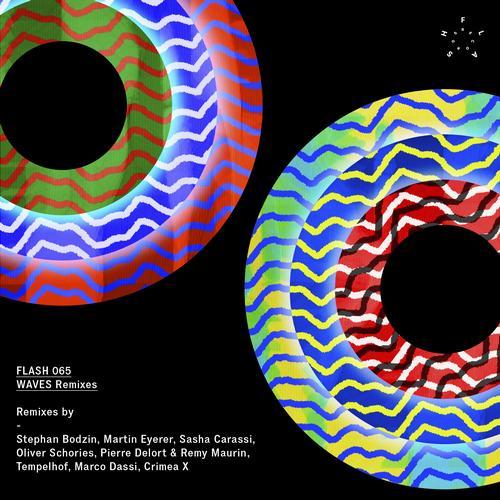 Album Art - WAVES Remixes
