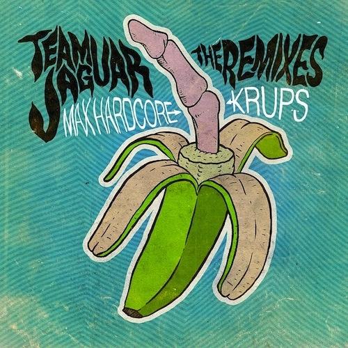 Album Art - Max Hardcore / Krups Remix EP