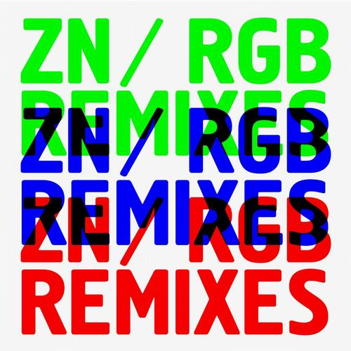RGB Remixes Album Art