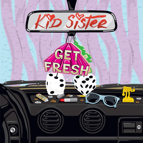 Album Art - Get Fresh