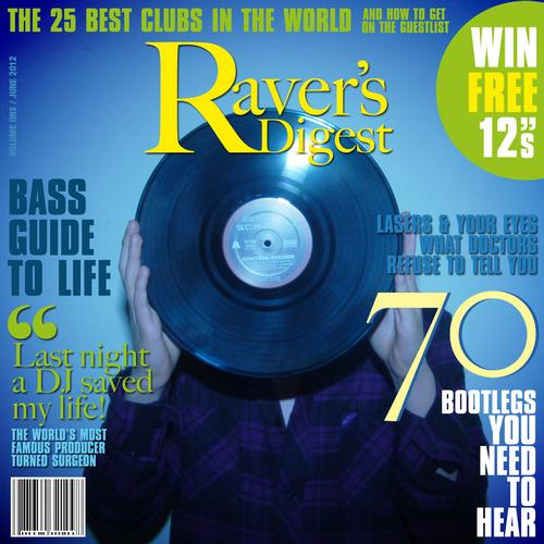 Album Art - Ravers Digest (June 12)