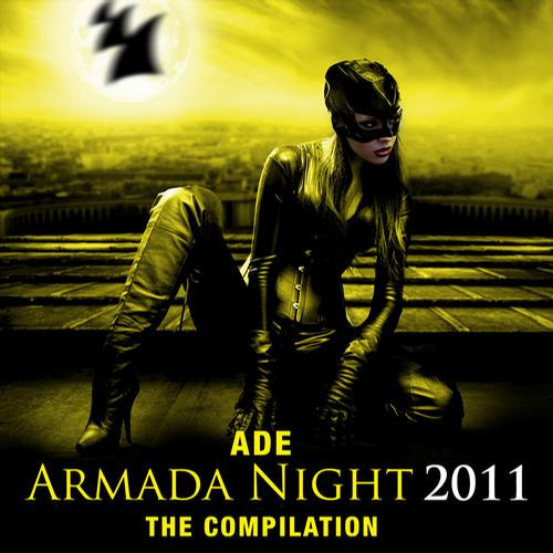 Album Art - ADE - Armada Night 2011 - The Compilation