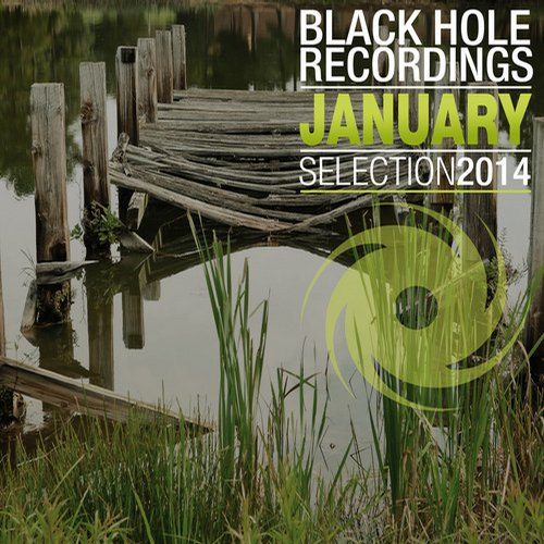 Album Art - Black Hole Recordings January 2014 Selection