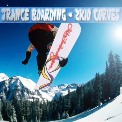 Album Art - Trance Boarding - 2k10 Curves