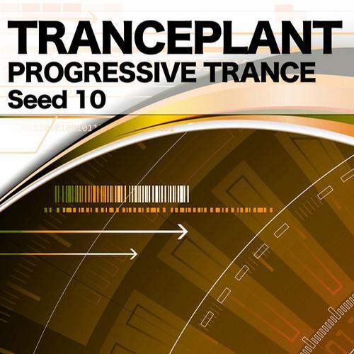 Album Art - Tranceplant - Progressive Trance - Seed 10