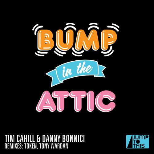Album Art - Bump In The Attic EP