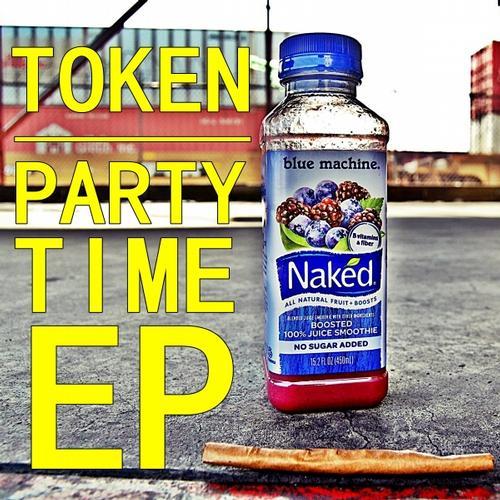 Album Art - Party Time
